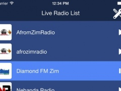 Zimbabwe Radio Live! 1.0 Screenshot