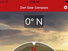 Zion Gear Compass 1.0.6 Screenshot