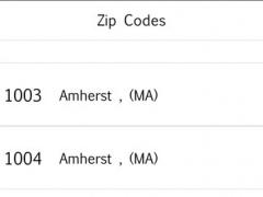 Zip Code Directory For USA 1.0 Screenshot