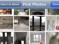 Zip & Send Lite - Email Zipped Photos and Videos 1.0 Screenshot