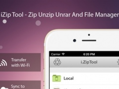 Zip Tool And File Manager Free 1.0.1 Screenshot