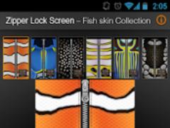 Zipper Lock Free FishSkin Coll 1.0.1 Screenshot