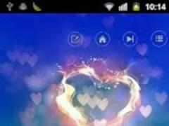Zippo Love Livewallpaper 2.4 Screenshot