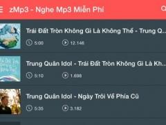 zMp3 Pro - Nghe Mp3 Miễn Phí 1.0.0 Screenshot