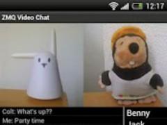 ZMQ Video Chat 1.0.1 Screenshot