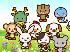 Zodiac animals♪ 4.0 Screenshot