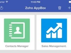 Zoho AppBox 3.8 Screenshot