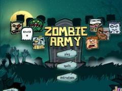 Zombie Army 1.0 Screenshot