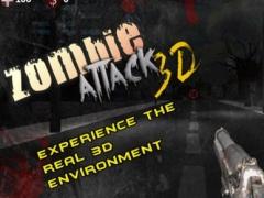 Zombie Attack 3D 1.1 Screenshot