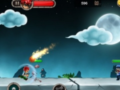 Zombie Attack : Gun & Run 1.0 Screenshot