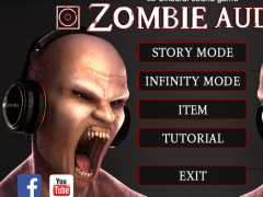 Zombie Audio(VR Game_Korea ver 1.8 Screenshot