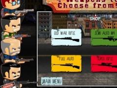 Zombie Block Guy Sniper Shooting Game PRO 1.0 Screenshot