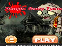 Zombie Crazy Tsunami 1.0 Screenshot