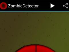 Zombie Detector 1.2 Screenshot