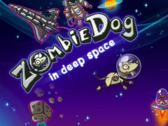 Zombie dog: deep space runner 1.7 Screenshot