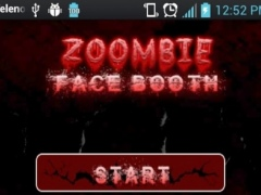 Zombie Face Booth 1.1 Screenshot