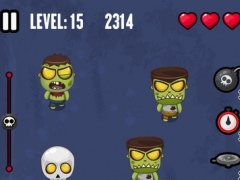 Zombie Invasion - Smash 'em All! 1.0.1 Screenshot