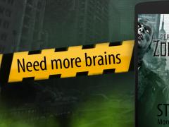Zombie Look: PhotoBooth 1.2 Screenshot