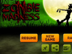 Zombie Madness 3.2 Screenshot