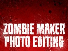 Zombie Maker Photo Editing 1.1 Screenshot