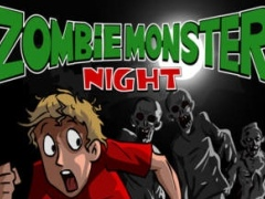 Zombie Monsters Night - Top Best Endless Free Chase Run Game 1.5 Screenshot