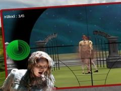 Zombie Park Kill Pro - Horror shooting games 2016 1.0 Screenshot