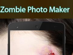 Zombie Photo You- Booth Camera 1.0 Screenshot
