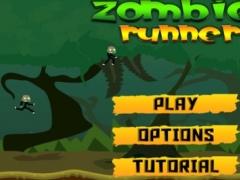 Zombie Runner Survival FREE - A Monster Rush Adventure 1.0 Screenshot