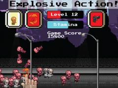 Zombie Rush Infinite Tap 2.02 Screenshot