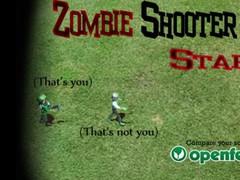 Zombie Shooter Free 1.0 Screenshot