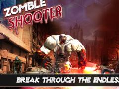 Zombie Shooter War 1.8 Screenshot