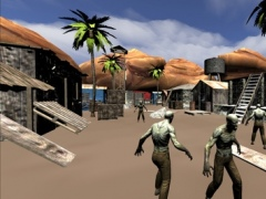 Zombie Sniper Man PRO 1.0 Screenshot