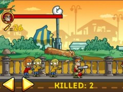 Zombie War: Life or death 4.0 Screenshot
