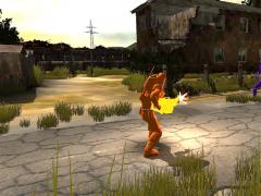 Zombie War : The Revenge 1.4 Screenshot