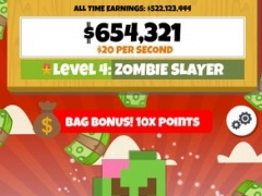 Zombie Wars 2: Idle Clicker 1.0 Screenshot