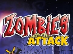 Zombies Attack – Crazy escape & run game 1.0 Screenshot