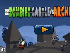 Zombies Castle VS Archery 1.9 Screenshot
