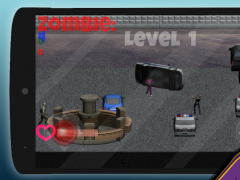 Zombies in Grand Andreas 1.0.2 Screenshot