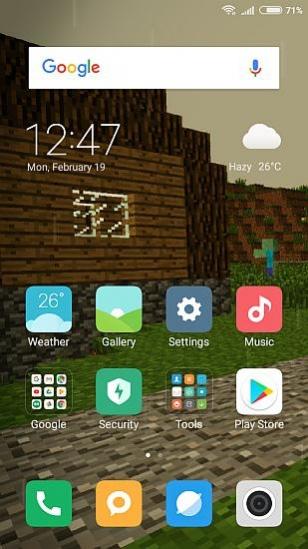 Zombietown Minecraft Wallpaper Free Download