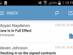 Zone Mail 4.2 Screenshot