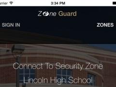 ZoneGuard 1.0.2 Screenshot