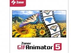 Zoner GIF Animator 5 Screenshot