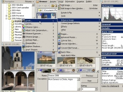 Zoner Photo Studio Professional 9 Screenshot