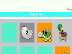 Zoo Animal Match Puzzle - Fun Safari Board Challenge FREE 1.0 Screenshot