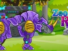 Zoo Robot:Rhino 1.7 Screenshot