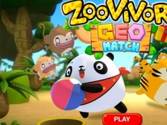 ZooVivor GEO-Match 1.0.4 Screenshot