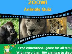 ZOOWI - Animal Quiz 1.0 Screenshot