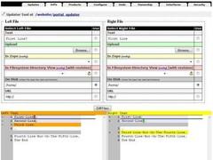 Zope Updater Tool 1.2.3 Screenshot
