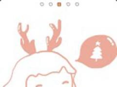 ZpinkMas Theme GO Launcher EX 1.0 Screenshot