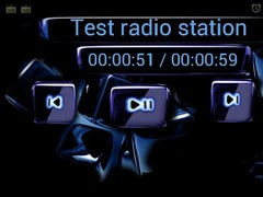 zRadio:Internet Radio Recorder  Screenshot